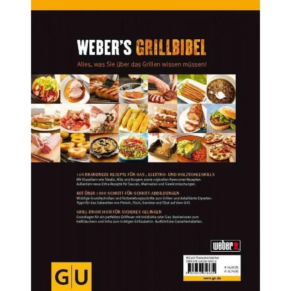 Libro barbacoas Weber® Grill Bibel