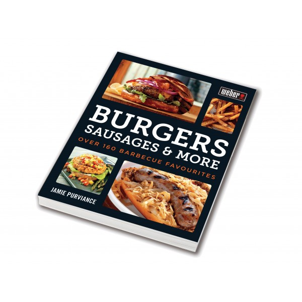 Burgers, sausages and more (libro en inglés)