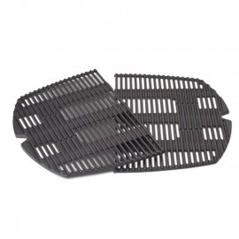 Parrillas de cocción en hierro colado vitrificado para Q300/3000
