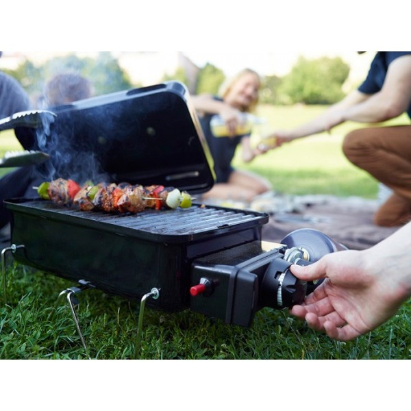 Barbacoa Weber® Go-Anywhere Black Gas