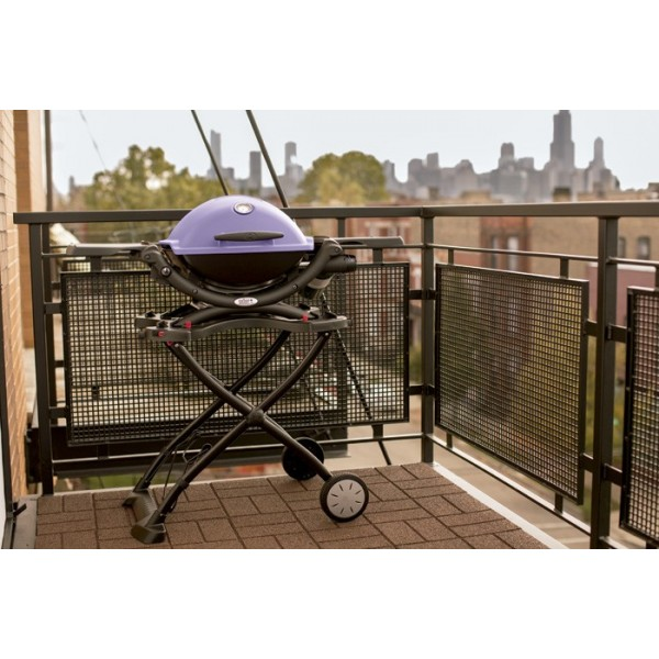 Barbacoa Weber® Q1200 Purple