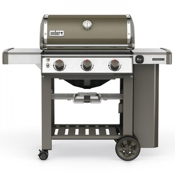 Barbacoa Weber® Genesis II E-310 GBS Smokey Grey