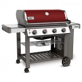 Barbacoa Weber® Genesis II E-410 GBS Limited Edition Crimson Red