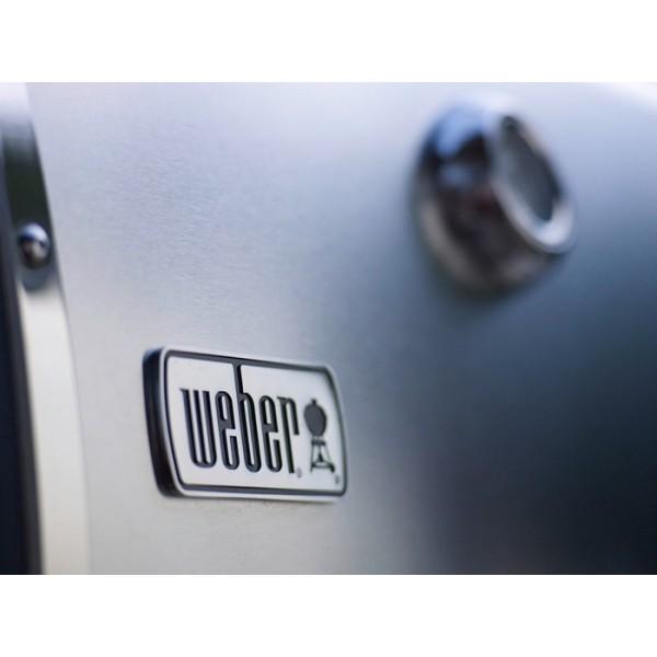 Barbacoa Weber® Summit S-470 GBS Inox + FUNDA PREMIUM