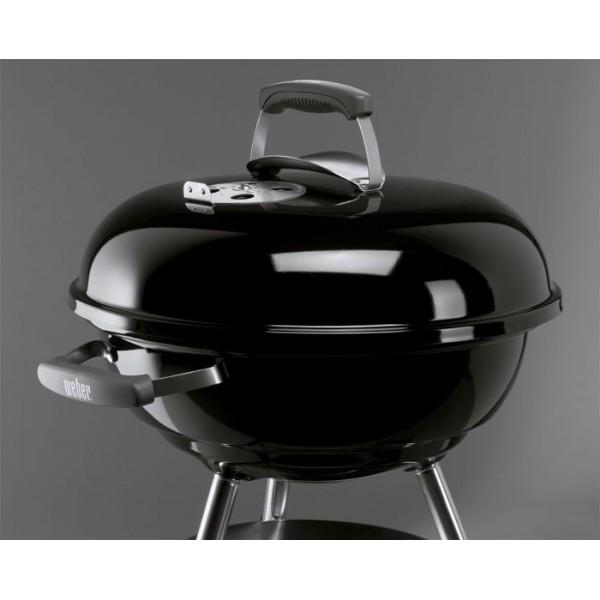 Barbacoa Weber® Compact Kettle Ø 47 cm Black