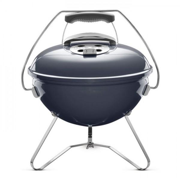 Barbacoa Weber® Smokey Joe Premium Ø 37cm Slate blue