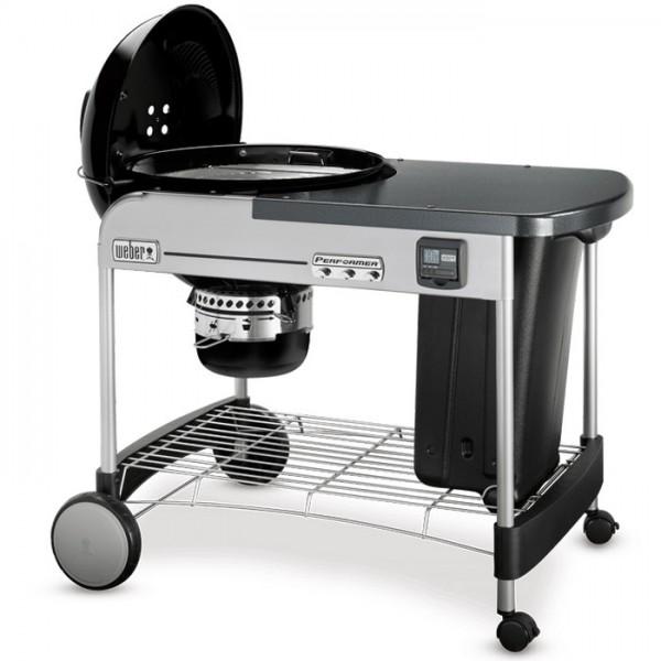 Barbacoa Weber® Performer Premium GBS Ø 57 cm Black + FUNDA PREMIUM