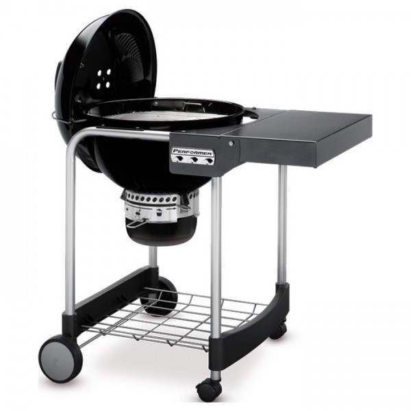 Barbacoa Weber® Performer GBS Ø 57 cm Black + FUNDA PREMIUM