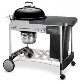 Barbacoa Weber® Performer Deluxe GBS Ø 57 cm Black + parrilla para marcar la carne