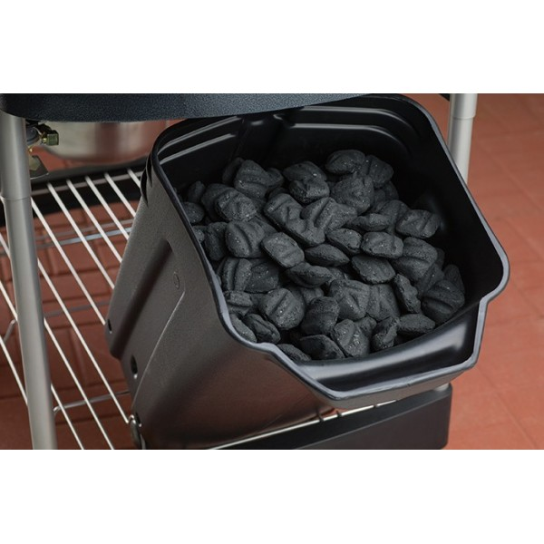 Barbacoa Weber® Performer Deluxe GBS Gourmet Black + FUNDA PREMIUM