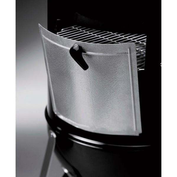Ahumador Weber® Smokey Mountain Cooker Ø 37 cm Black + FUNDA PREMIUM