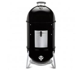 Ahumador Weber® Smokey Mountain Cooker Ø 47 cm Black + FUNDA PREMIUM