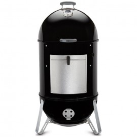 Ahumador Weber® Smokey Mountain Cooker Ø 57 cm Black + FUNDA PREMIUM