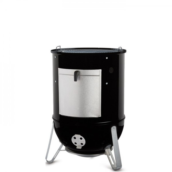 Ahumador Weber® Smokey Mountain Cooker Ø 57 cm Black + FUNDA PREMIUM