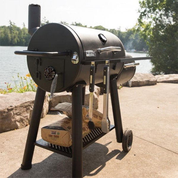 Barbacoa Broil King® Offset Smoker