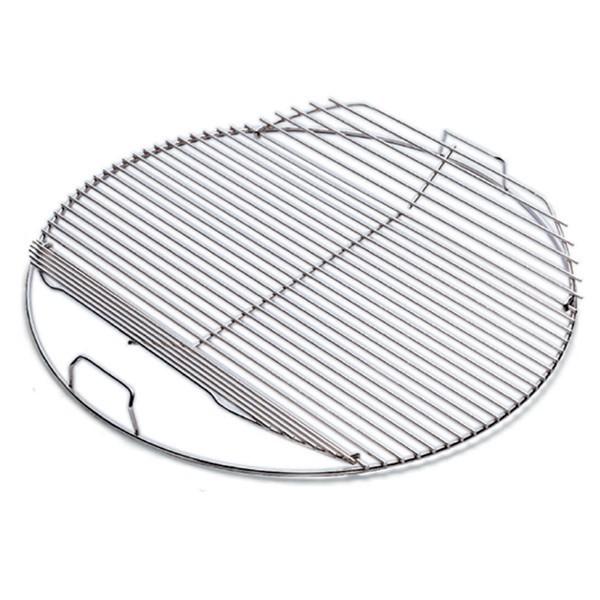 Parrilla de cocción articulada para barbacoa Ø 57 cm