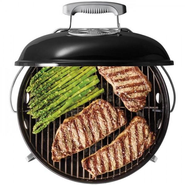 Barbacoa Weber® Smokey Joe Premium Ø 37cm Black