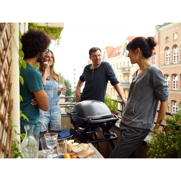Barbacoa Weber® Q2400 Dark grey