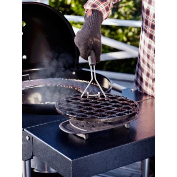 Elevador de parrillas Gourmet BBQ System
