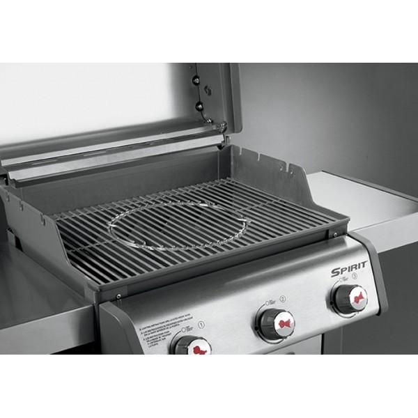 Parrilla Gourmet BBQ System para Spirit 3 quemadores