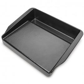 Plancha Weber® pequeña de hierro colado vitrificado
