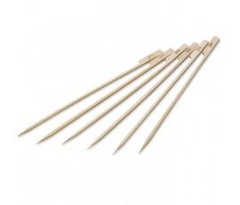 Brochetas de bambú Weber (25 unidades)