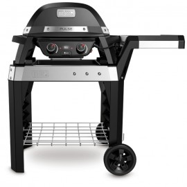 Barbacoa Weber® PULSE 2000 con carro y mesa