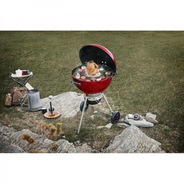 Barbacoa Weber® Master-Touch Ø 57cm GBS Red Limited Edition