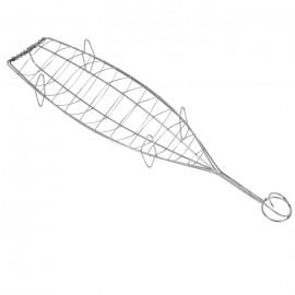 Parrilla besuguera inox Sauvic® 54x13.50cm