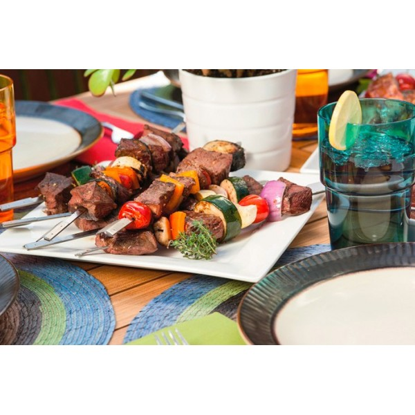 Set Brochetas Weber
