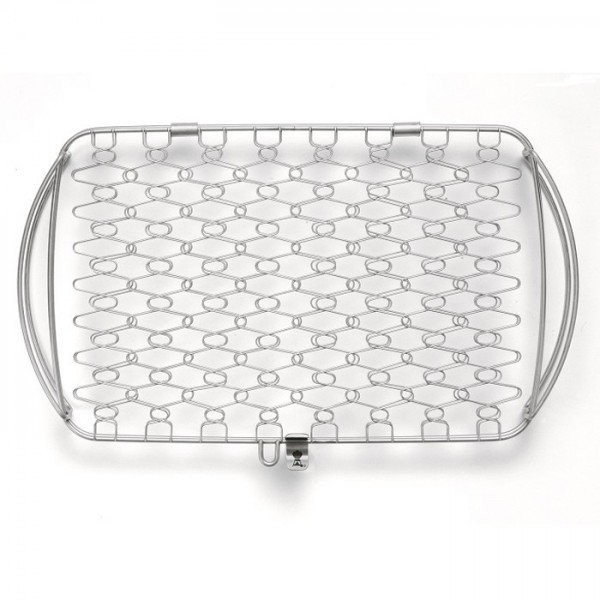 cesta para pescado weber