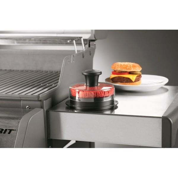 accesorio weber para hamburguesas