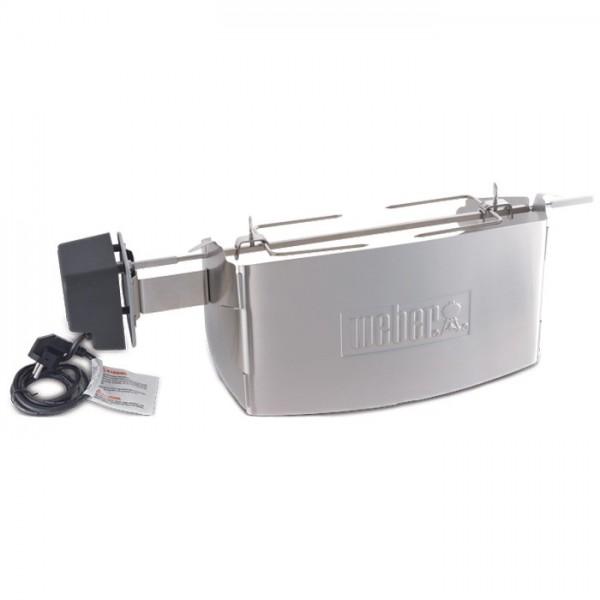 Asador Giratorio para Weber® serie Q100 y 1000