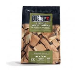 madera para ahumar hickory