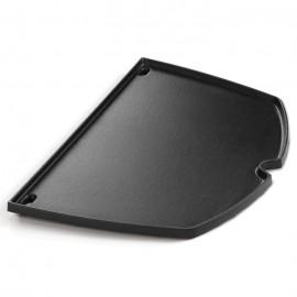 Plancha de hierro colado para Weber® serie Q300 y Q3000