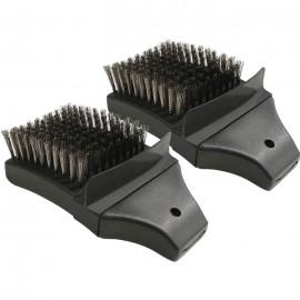 Pack 2 unidades recambio cepillo Broil King®