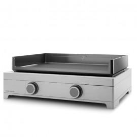 Plancha eléctrica Forge Adour Modern E60 Inox