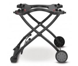 Mesa-carro con ruedas Weber® para series Q 1000 y 2000