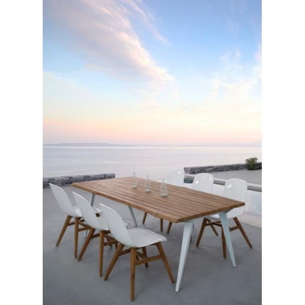 Conjunto Talis mesa + 6 sillas