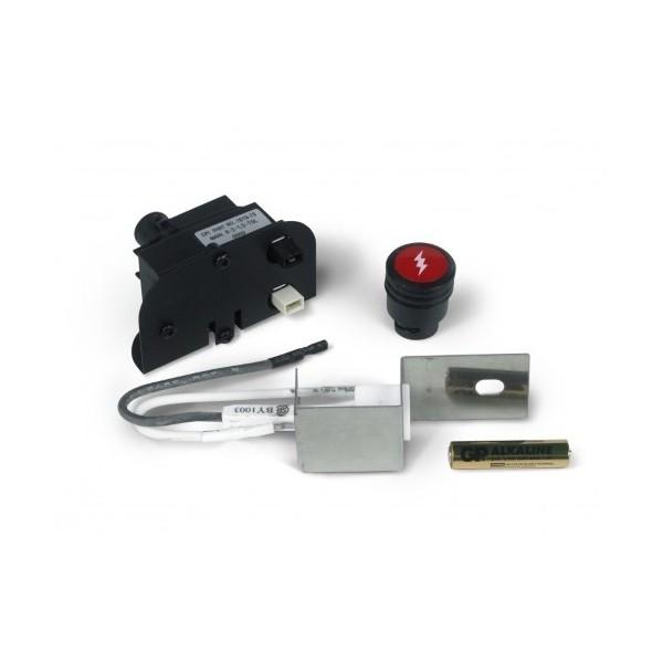 Kit piezoeléctrico + electrodo para Q 100, 1000, 200 y 2000