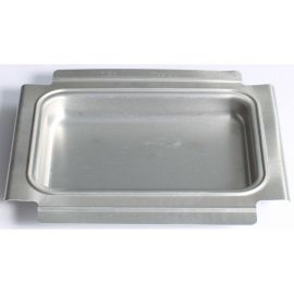 Soporte barqueta aluminio para series Q100 y Q1000