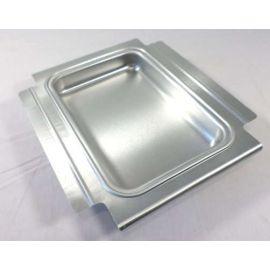 Soporte barqueta aluminio para series Q200, Q2000, Q300 y Q3000