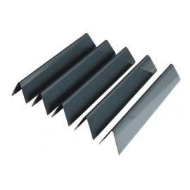 Lote de 5 barras Flavorizer® de acero esmaltado para Spirit serie 300 (botones quemadores frontal)