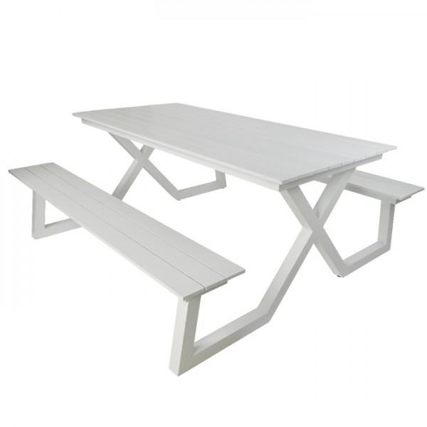 Conjunto picnic Stockholm 173x180, color gris