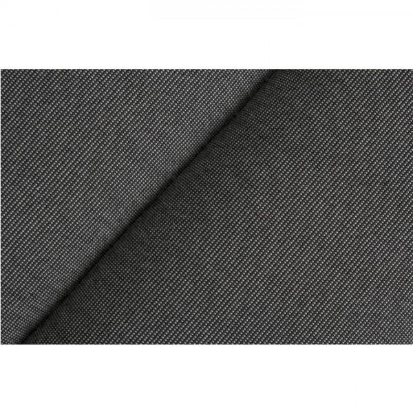 Cojín acolchado para tumbona, color gris