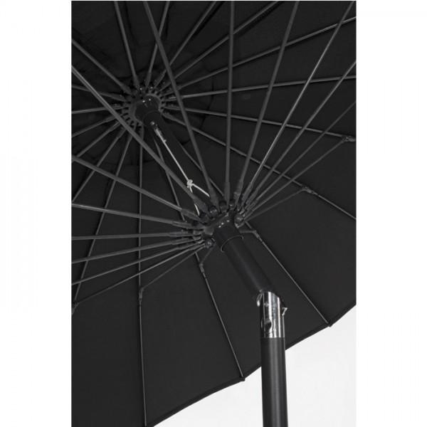 Sombrilla Atlanta Ø2.70m, color negro