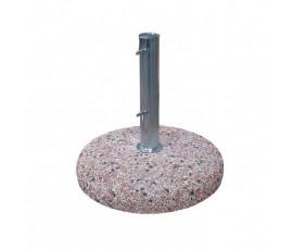 Base parasol 55 Kg tubo Ø50mm