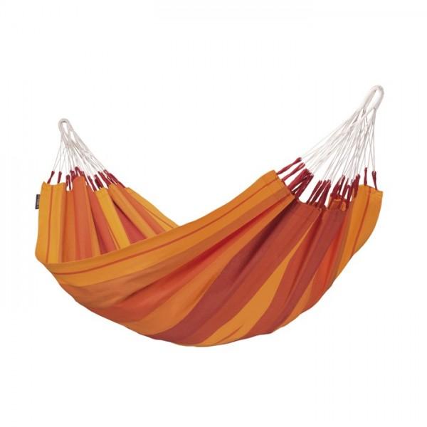 Silla individual de algodón Orquidea, color Volcano