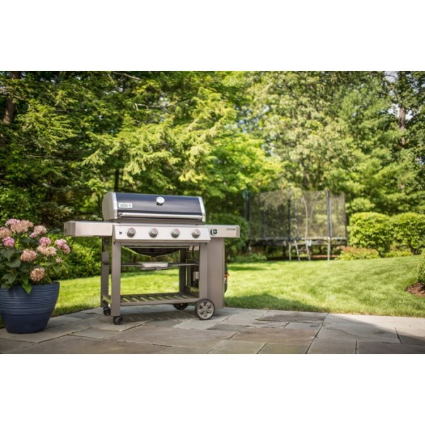 Barbacoa Weber® Genesis II E-410 GBS Black