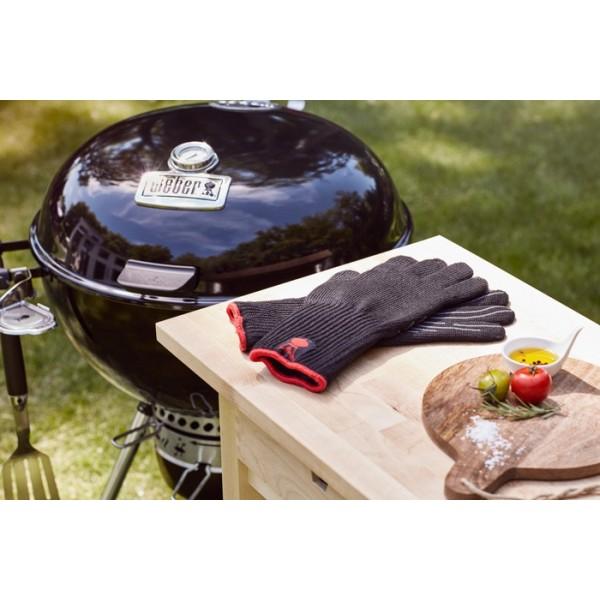 barbacoa carbon weber master touch